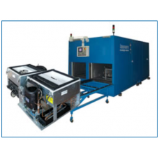 HELIUM LEAK TEST SYSTEM FOR COOLING MACHINES