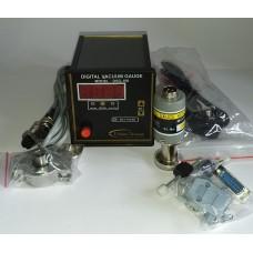 DIGITAL VACUUM GAUGE MODEL DVG100 A
