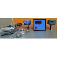 FLEXA Digital Pirani Vacuum Gauge – FGD-2GH Decimal display TWO CHANNEL