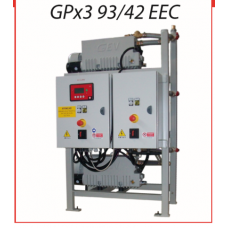 MEDICAL APPLICATION VACUUM SYSTEMS - GP X 3 pumps with TANK