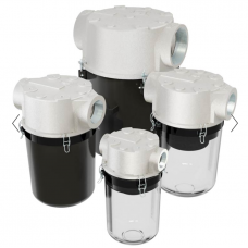 SpinMeister™ ST/CT Series: Extreme Duty Coarse Filtration