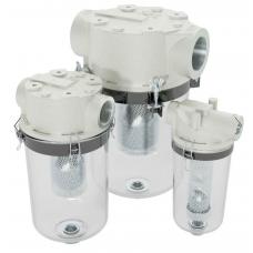 STS Series: Straight Through Liquid Separator