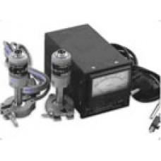 Analog Pirani vacuum gauge