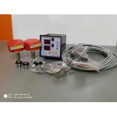 DIGITAL PIRANI VACUUM GAUGE MODEL HPRGE-2GH-SP EXPONENTIAL DISPLAY